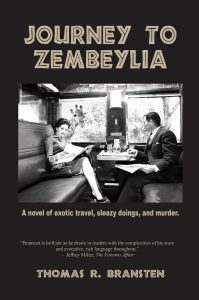 """The Journey to Zembeylia"" cover"