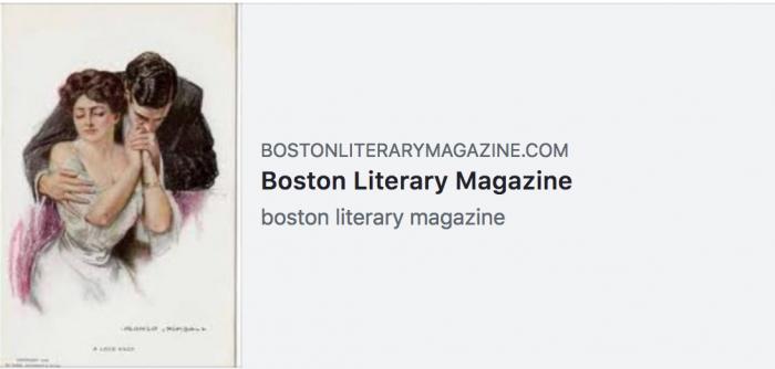 Boston Literary Magazine screenshot