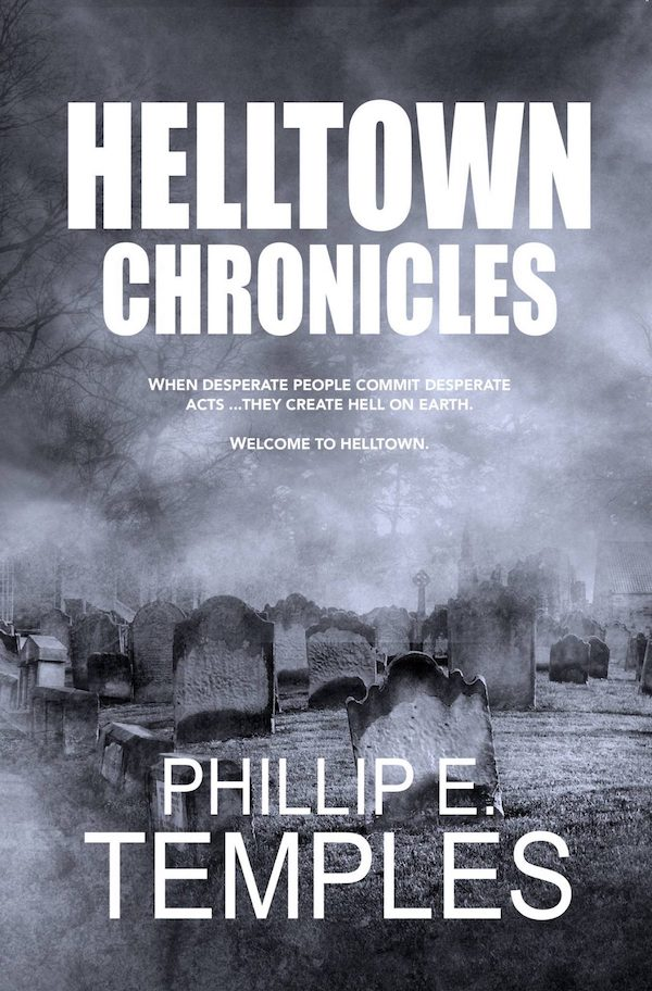 Helltown Chronicles front cover