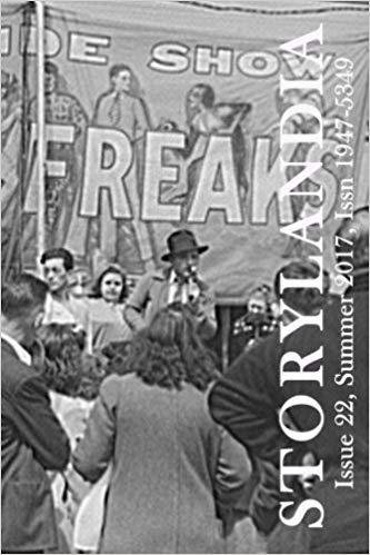 Storilandia cover, Issue 22, Summer 2017