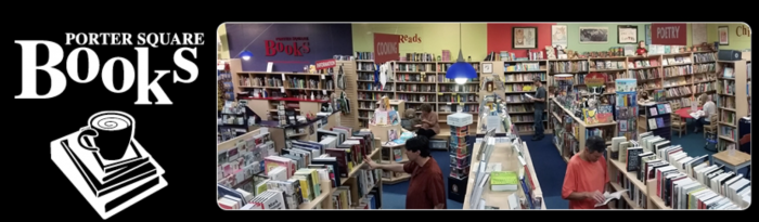 Porter Square Books screenshot