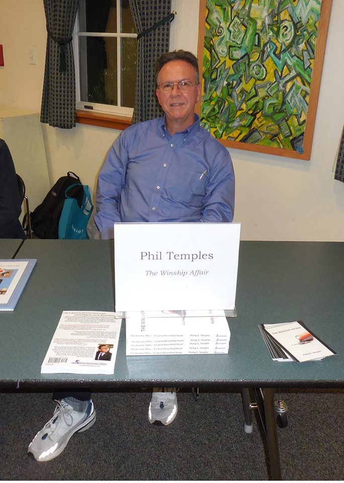 Local Author's Night, Topsfield Town Library