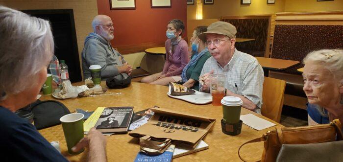 Bagel Bards gathering, 9/25/21